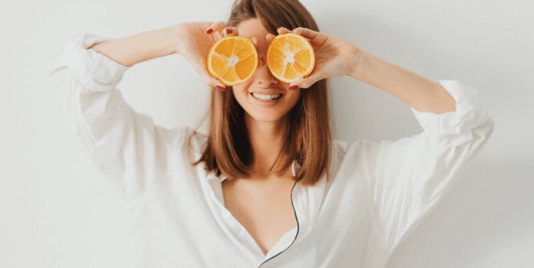 Vitamin C for hair growth support