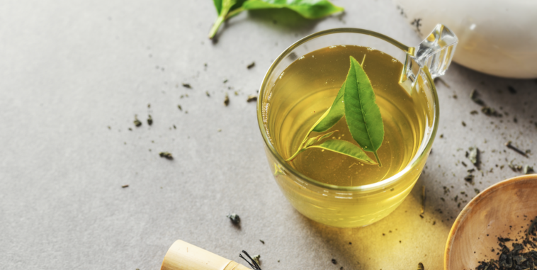 green tea supplements for heart health