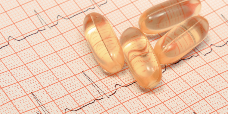 omega-3 supplements for heart health