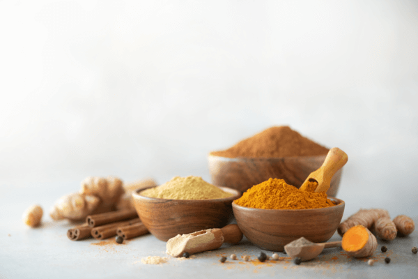 Turmeric and ginger benefits